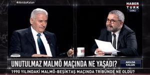 """TBMM Başkanı Binali Yıldırım: """"Adam 'Feyyaz' ismini gol olarak anlamış"""""""