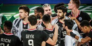 Beşiktaş Sompo Japan, Şampiyonlar Ligi'nde zirvede!