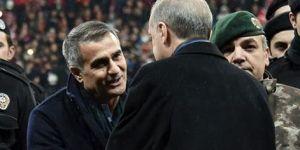 """Cumhurbaşkanı Erdoğan: """"Milli takımın başında yerli hoca isterim"""""""
