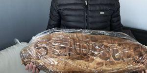 Beşiktaş idmanında Şenol Hoca'ya hediye