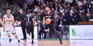 Beşiktaş Sompo Japan, FİBA Şampiyonlar Ligi'nde mağlup!