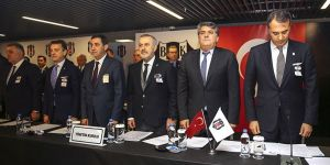 Beşiktaş borçsuzluk kağıdını UEFA'ya gönderiyor