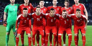 Almanya ile Sırbistan hazırlık maçında berabere kaldı