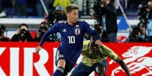 Kagawa sahaya kaptan çıktı, Japonya 1-0 kazandı