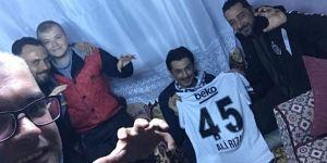 Salihli Beşiktaşlılar Derneği'nden anlamlı etkinlik