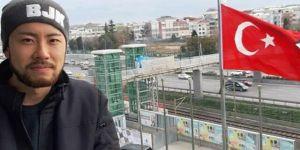 Japon vatandaşı Kento Hashi, Beşiktaş için İstanbul'da yaşıyor
