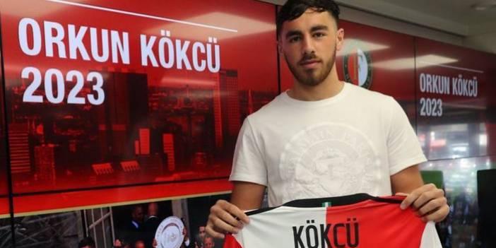 Beşiktaş'ın transfer listesinde uzun süre yer alan Orkun Kökçü, milli takım tercihi açıkladı