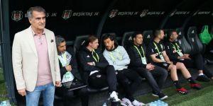 """Şenol Güneş: """"Şampiyonluk? Bizim yapacağımız tek şey futbol oynamak"""""""