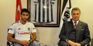 Beşiktaş'tan Aras'a sözleşme! Taraftar şaştı kaldı