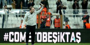 """Sergen Yalçın'dan Beşiktaş açıklaması: """"Bu kimsenin faydasına olmaz"""""""