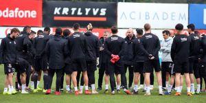Beşiktaş'ta takıma 2 gün izin