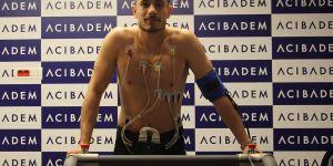 Beşiktaş'ta sağlık kontrolleri devam ediyor