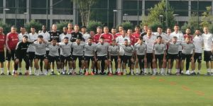 Beşiktaş 2019-2020 sezonunu açtı