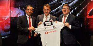 Forma sponsoru yeniden Vodafone. İşte detaylar...
