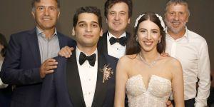 Ali Gültiken'in kızının düğünü, efsaneleri bir araya getirdi