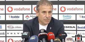 Beşiktaş Teknik Direktörü Abdullah Avcı'dan önemli mesajlar