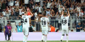 Beşiktaş seriyi 13'e çıkardı