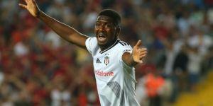 Beşiktaş'ta Diaby kadrodan çıkarıldı