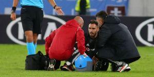 Victor Ruiz'de yırtık şüphesi!