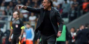 Beşiktaş'ta oklar Abdullah Avcı'ya yöneldi