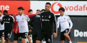 Beşiktaş, Wolverhampton maçı hazırlıklarına başladı. Ruiz sahaya indi