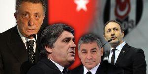 Beşiktaş'ta başkan adayları sahada