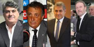 Beşiktaş'ta adaylar birleşebilir! 2 isme teklif...