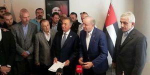 Adaylarda son durum! Ahmet Nur Çebi neler yapıyor?
