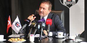 """Tekinoktay: """"Biz Beşiktaş'ı halka teslim edeceğiz"""""""