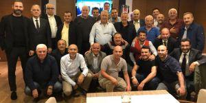 Üsküdar Beşiktaşlılar Derneği, Serdal Adalı'yı destekleme kararı aldı