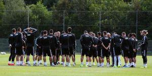 Braga maçı hazırlıkları başlıyor