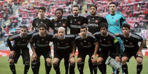 Siyah-Beyazlılar Braga'yla 3.kez