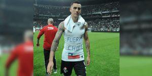 Enzo Roco'dan Şili'deki protestolara destek!