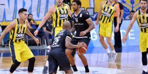 Fenerbahçe Beko - Beşiktaş maç sonucu: 84-80