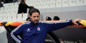 Beşiktaş - Bratislava maçının ardından büyük terbiyesizlik!