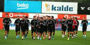 Beşiktaş'a kupa maçı öncesi izin