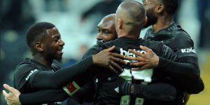 Beşiktaş ilk golü attığı maçları kazanıyor