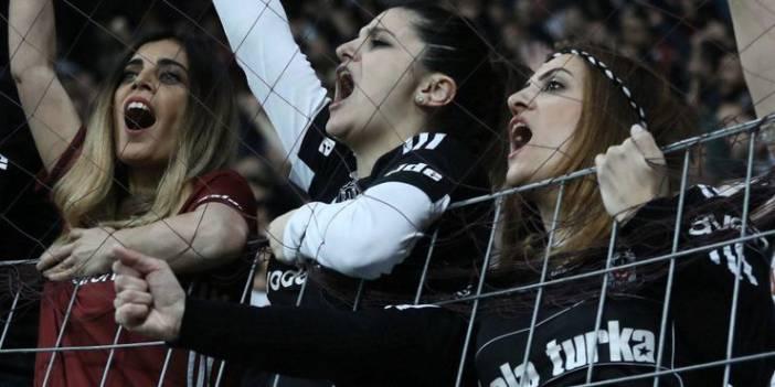 Beşiktaş - 24Erzincanspor maçı kadınlara ücretsiz