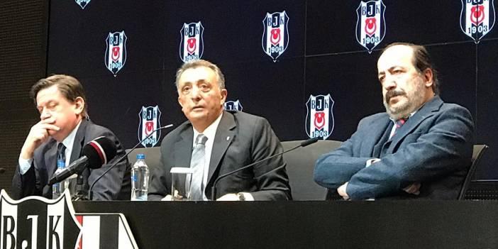 """""""TFF ve MHK üyelerinin vicdanları rahat mı?"""" İşte Ahmet Nur Çebi'nin basın toplantısındaki tüm açıklamaları"""