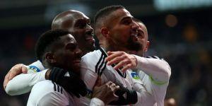 Beşiktaş'ın yeni 10 numarası Kevin-Prince Boateng