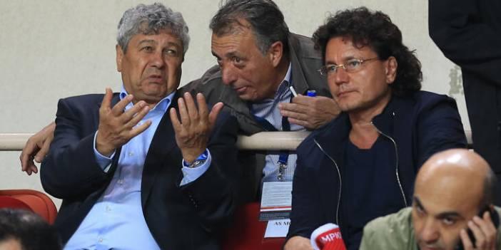İşte Lucescu'nun Beşiktaş'taki görevi