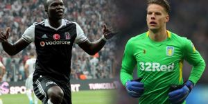 Beşiktaş'ta tansfer listesine iki isim daha eklendi