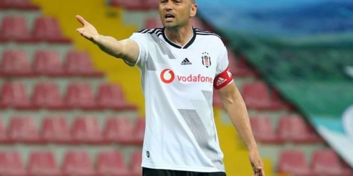 Beşiktaş'tan Burak'a Lille vizesi