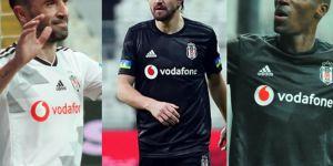 Beşiktaş yönetimi Gökhan Gönül, Caner Erkin ve Atiba ile yola devam etmek istiyor