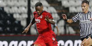 Beşiktaş'ta gol görevi Larin'de