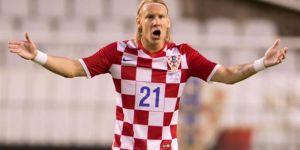 Domagoj Vida'nın Hırvatistan'ı mağlup oldu