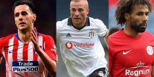 Beşiktaş'tan transferde 3'lü atak! Kalinic, Sangare, Gökhan Töre