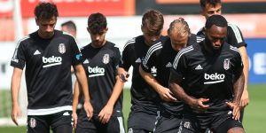 Beşiktaş, Konyaspor maçı hazırlıklarını tamamladı! Aboubakar antrenmanda yer aldı