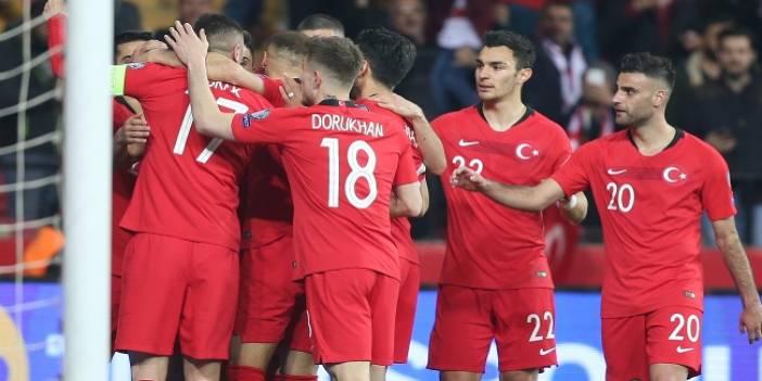 Türkiye A Milli Takımı'nın aday kadrosu belli oldu! Beşiktaş'tan 1 isim kadroda
