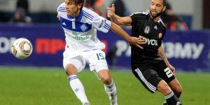 TARİHTE BUGÜN   Beşiktaş, Kiev deplasmanında mağlup oldu